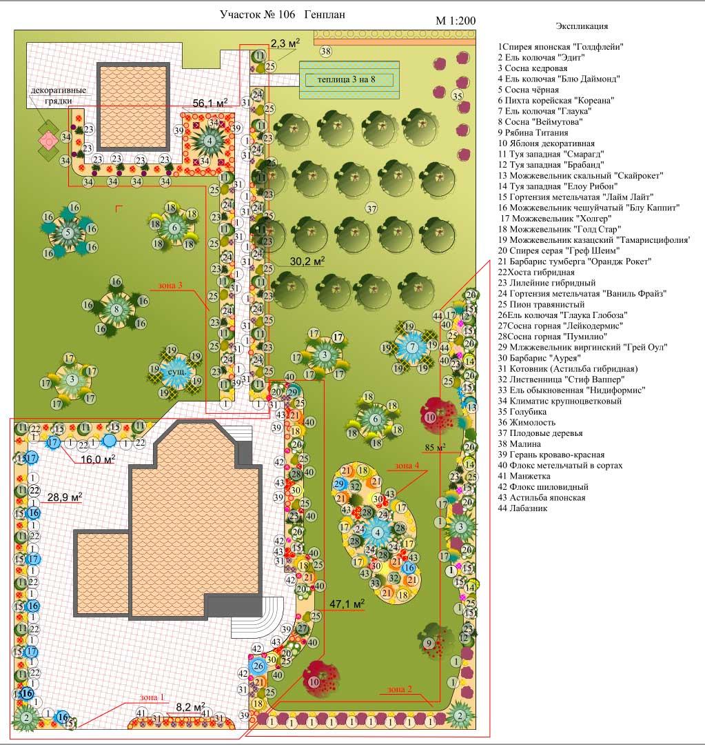 010 - Проект  «Цветущий сад»